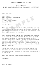 Cover Letter Job Well Done Thank You Letter   Cover Letter For     Interview Thank You Letter Wording   Cover Letter Templates   thank you letter sample