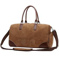 ZUOLUNDUO Fashion <b>Travel Bag</b> Canvas Handbag <b>Fitness Bag</b> ...