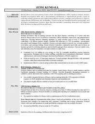 controller resume objectiveassistant controller resume sample
