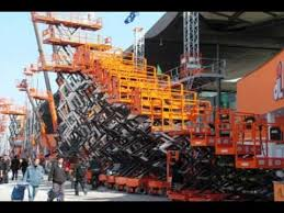 bauma China 2010 video review: access equipment