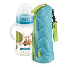 <b>Пенал для бутылочек Happy</b> Baby BOTTLE CASE, голубой ...