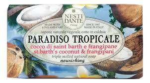 <b>Мыло Paradiso Tropicale St</b>. Barths Coconut & Frangipane Soap ...