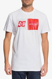 Купить <b>футболку DC Shoes Come</b> With Pills White (EDYZT04096 ...