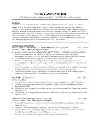 doc administrative assistant resume sample com resumes for administrative assistants sample to make