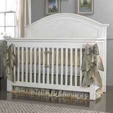 dolce babi lucca full panel convertible crib baby furniture rustic entertaining modern baby