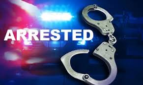 Image result for arrested