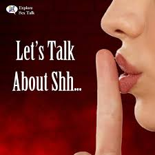 Let's Talk About Shh...