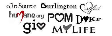 Image result for American logos with hearts