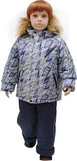 <b>Комплект одежды Русланд</b> принт Зигзаг <b>Рт</b>.<b>110</b> Серый купить в ...