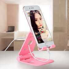 <b>NEW Universal Adjustable Mobile</b> Phone Holder for iPhone Huawei ...