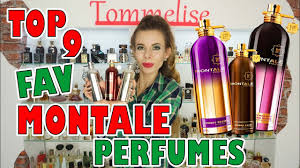 <b>MONTALE</b> PERFUMES FOR ANY SITUATION-MY FAVOURITE ...