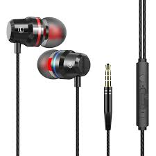 <b>High Clear Stereo</b> In-Ear Earphone for iPhone 6 Remote Control ...