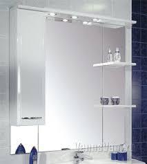 <b>Зеркало</b>-<b>шкаф Акватон Эмили 105</b> L за 10 341 руб. с доставкой ...