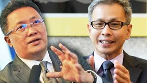 Image result for rahman dahlan n tony pua