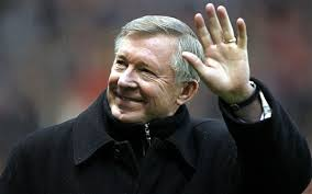 Brilliant 3rd eye: Sir Alex Ferguson singing and dancing to 500 miles on stage