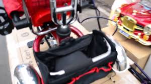 <b>Lexus</b> Trike <b>велосипед трёхколёсный</b> KR-01 - YouTube