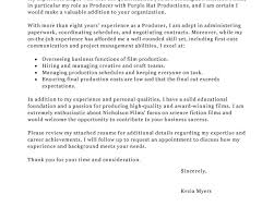 patriotexpressus terrific how to write a rejection letter patriotexpressus fair best media amp entertainment cover letter examples livecareer awesome media amp entertainment cover