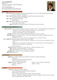 about cv lucieleforestier previous next image 1 of 2