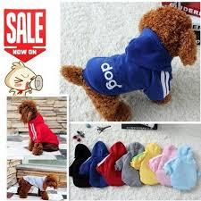 2019 <b>New Autumn Winter Pet</b> Products <b>Dog Clothes Pets</b> Coats Soft ...