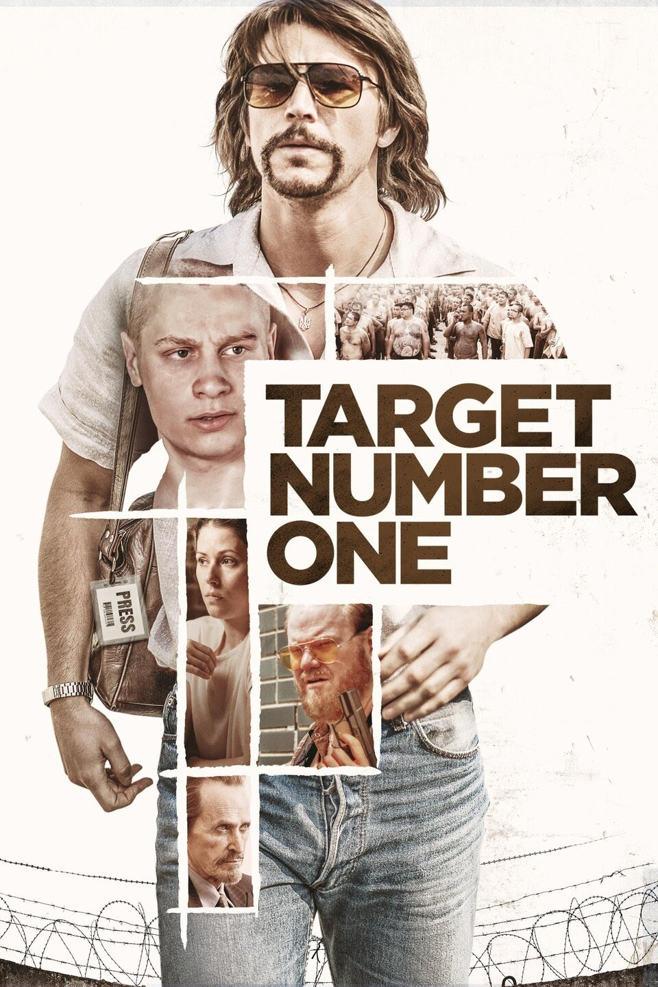 Target Number One (2020) Hindi Dubbed 720p HDRip 900MB Download