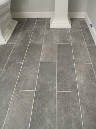 ceramic tile for bathroom floors:  mln bathroom tile ideas ceramic pennygray ceramicceramic floor