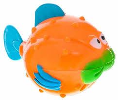 <b>Игрушка для ванной</b> Alex <b>Рыба</b>-<b>ёж</b> (850W) — купить по выгодной ...