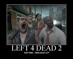 Funny left 4 dead pic by unknowntryhard1 on DeviantArt via Relatably.com