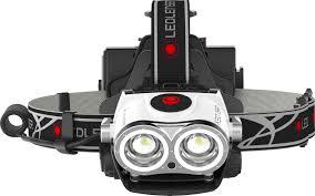 <b>Фонарь светодиодный налобный LED</b> Lenser XEO 19R черный ...