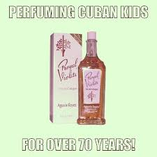 "Que Pasa, U.S.A.? on Twitter: ""Perfuming cuban kids for over 70 ..."