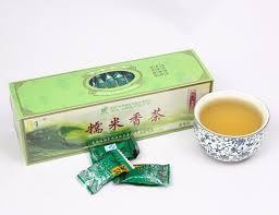 <b>Pu er tea</b> Mini glutinous rice flavour Tea Chinese <b>Organic</b> food mini ...