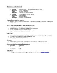 resume resume hobbies template of resume hobbies full size