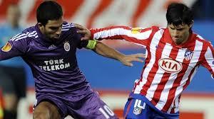 Galatasaray-Atlético Madrid : 0-0