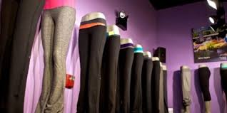 Like it or not, designer <b>yoga pants</b> have become legitimate office wear