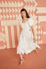 <b>Isla Dress</b> - Blanc | Free Shipping on all U.S. Orders | Dresses, Ulla ...