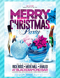 50 amazing christmas and new year s eve flyers for the holiday season merry christmas party flyer template