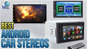 <b>7</b> Best <b>Android Car Stereos</b> 2018 - YouTube