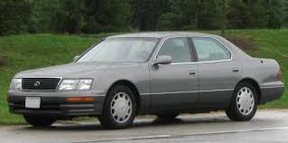 1996 Lexus Ls400 1996 Lexus Ls 400 Information And Photos Zombiedrive