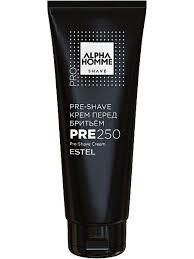 <b>Крем ALPHA</b> HOMME PRO SHAVE <b>перед бритьем</b> pre-shave, 250 ...