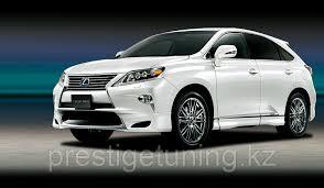 <b>Обвес Modellista</b> на Lexus RX <b>F</b>-<b>sport</b>: продажа, цена в Нур ...