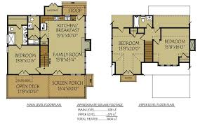 Small Bungalow Cottage House Plan   Porches and Photossmall bungalow cottage floor plan
