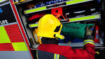 Fire breaks out at derelict factory in Aston