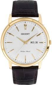 Японские <b>часы Orient</b> Classic Design <b>UG1R001W</b>, купить оригинал