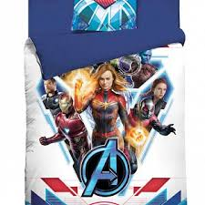 Купить <b>комплект постельного белья marvel</b> - капитан марвел ...