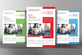 fitness center flyer template pik psd psd fitness center flyer template