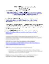 crt 205 complete course version 8 docx economics and mangement crt 205 complete course version 8 docx economics and mangement sciences 10 ramiger at sas institute studyblue