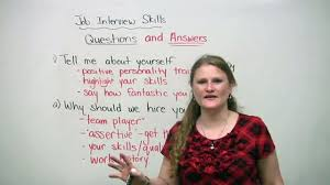 job interview skills questions and answers video dailymotion