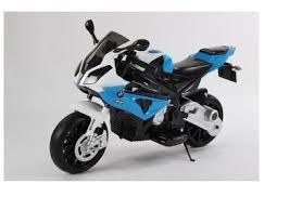 <b>Электромотоцикл Jiajia BMW</b> S1000PR 12V - JT528-blue (синий ...