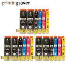 18 шт совместимый чернильный <b>картридж</b> для принтера <b>EPSON</b> ...