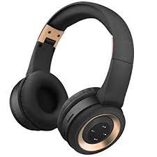 Veecome <b>Wireless</b> Bluetooth <b>Headphones Foldable</b> Stereo ...