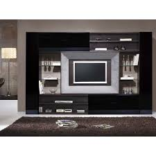 lcd showcase designs living room furniture led tv wall unit designs